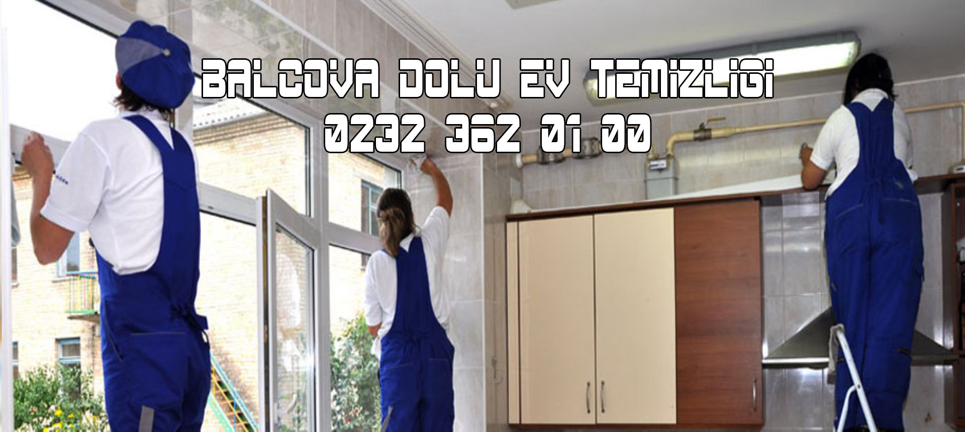 Balçova temizlik şirketi, balçova dolu ev temizliği